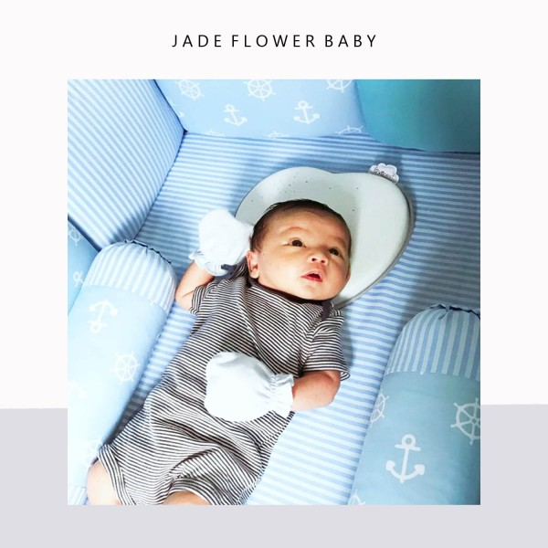 Comfortable and adorable Sailor Theme Baby Bumper set for @juliamardeni. Thank you dear