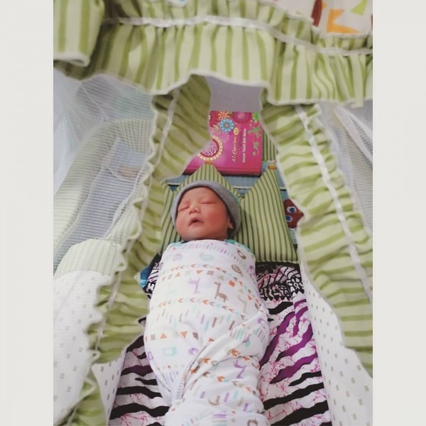 Adorable loved one in our Kasur Bayi. Thank you @kartika_095 for trusting us!