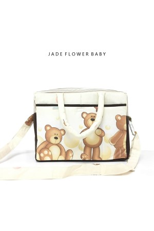 Baby Sling Bag - Balloon Brown Bear