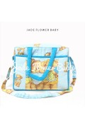 Baby Sling Bag - Blue Bear